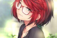 Anime Girl's