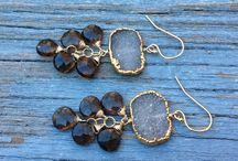 Druzy jewelry / Druzy jewelry
