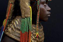 Angola/Portuguese Angola / includes Mumuhuila,Mundimba,Muhimba,Mucubal,Mwila,Muhuila,Mucawana Tribes  / by Tibet Tenzin