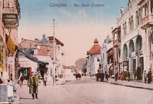 Campina - imagini vechi