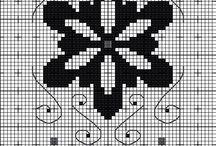 Cross stitch patterns / x-stitch