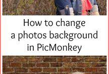 Photo ideas and edits