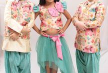 Sibling Dresses