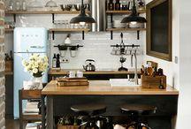 Cozinha superior