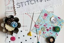 My book: London Stitch and Knit / London Stitch and Knit: a craft lover's guide to London's fabric, knitting and haberdashery shops