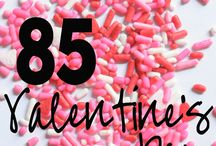Valentines Day Treats and Other Ideas