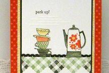 Stampin Perk Up