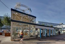 Dutch Design Week S-Cape paviljoen @ Strijp-S