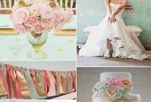 Blush / Vintage Theme / Blush / Vintage Theme Wedding