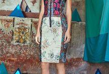 платья, сарафаны, юбки / о переделках одежды