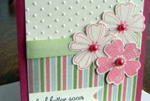 card making ideas / cards to try making