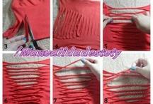 DIY cloths