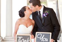 wedding: thank you letters
