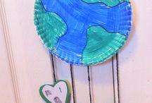 SCHOOL...earth day