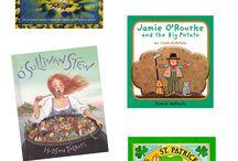 St. Patrick Day Books
