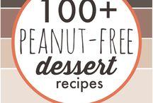 peanut free recipes