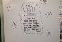 Whiteboard Questions / Adorable classroom whiteboard questions!  Great ideas to get students thinking first thing in the morning.