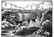 Lumberjack folklore