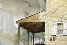 Andrew Wyeth - realist painter