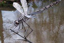 fete: sculptures