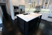 99 - Fullerton - Transitional Kitchen & Home Remodel / Transitional Kitchen & Home Remodel with custom white cabinets in Fullerton Orange County