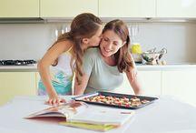 """Cocinando con los peques - Tescoma / Disfruta de la auténtica """"Experiencia Tescoma"""" con los más pequeños. Con Tescoma la cocina se convierte en un """"Juego de Niños""""."""