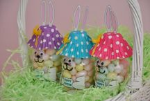 EASTER & SPRING / Seasonal Kids Crafts & Ideas