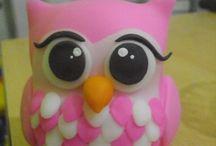 cakes owl