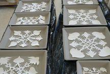 Ceramics - Bowls, Plates