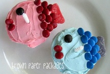 Cute Cupcakes and Cakes / by Christine (www.idigpinterest.com) I Dig Pinterest