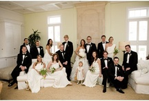 family/ wedding party posing inspiration / by Brooke Trexler