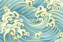 Wave Inspiration / by Beth Millner Jewelry