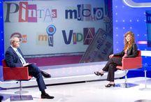 Programa Emprende TV2 / Grabación del programa Emprende de TV2. Se emite el 5 de junio a las 16:00