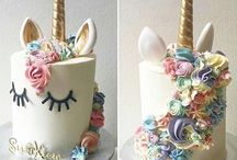 Cakes decoration
