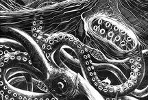 undersea / by Leanna Hecker-Panian