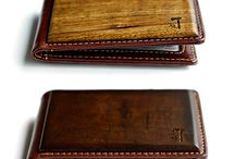 Wallets / Beautifully crafted