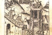 Medieval building technology