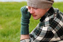 Knitting for Him / Knitting