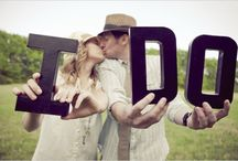 Engagement Photo Ideas / by Brandi Carnes