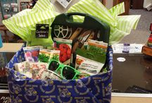 DSU Gift Baskets / This pics show that we put our creative ideas together ...into baskets! We can customize for any occasion, and we don't charge an extra fee! All of our products are online....need help? Call us. 7014832314  http://bookstore.dickinsonstate.edu/home.aspx