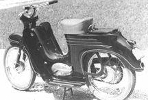 MOTOCYKLY JAWA 50 TYP 555 / MOTOCYKLY JAWA VYRABANE V ČSSR