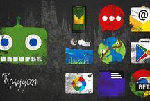 Ruggon - Icon Pack v1.9.1