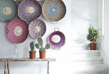 Weaving a good life--Baskets!! / We love our baskets! This board shows some beautiful suggestions for how the baskets we carry could be integrated into your lovely spaces.