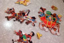Wild West / Cowboy and other Western themed collectibles / by Fair Oaks Antiques