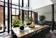 Plantes d'intérieur / Vertes ou exilées en intérieur pour les quelques mois d'hiver, toutes les plantes d'intérieur s'adaptent aux conditions climatiques particulières de nos habitations.