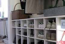 Home - Shoe Cabinet
