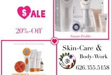 Specials & Promotions / See what's happening at Skin Care & Body Work Day Spa 626.355.5158 www.skincareandbodywork.com
