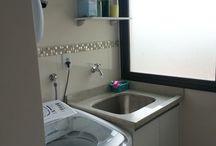lavanderia/área de serviço
