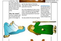 BIBLE:  JESUS BIRTH / by Anita Darlene Bachman-Lackey