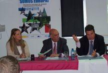 Somos jóvenes, somos Europa / Encuentro nacional de jóvenes y responsables políticos